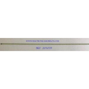 LED PARA MONITOR AOC (1 PIEZA) / 6616L-2301A / 270WF5 REV.02 / PANEL LM270WF5 (S3)(A2) / MODELO 270LM00004