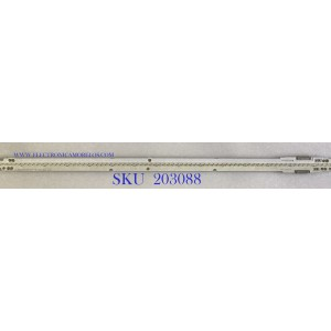 KIT DE LEDS PARA TV SAMSUNG (2 PIEZAS) / 2012SVS55 / 7032NNB / RIGHT76 PV 3D 120418 / PANEL LTJ550HJ08-V / MODELO UN55ES6100FXZA