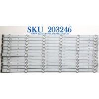 KIT DE LED'S PARA TV SONY (12 PIEZAS) / NUMERO DE PARTE 55030D612SN0 / MBL-55030D612SN0/SN1 / AC3T4 / A55F / U908U / PANE YDAF055DND01 / MODELOS XBR-55900H / XBR-55X90CH