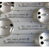 KIT DE LED'S PARA TV LG (4 PIEZAS) / NUMERO DE PARTE EAV63993002 / SSC_Trident_65UK63_S / SSC_65UK63(BOE)_9LED_SVL650A95_REV1.0_180416 / PANEL'S NC650DQG-AAGX1 / NC650DQG-AAGX3 / MODELOS 65UM6900PUA / 65UK6090PUA / 65UK6300PUE / 65UK6200PUA / 65UN6950ZUA