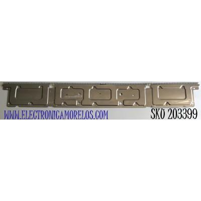 LED PARA TV SAMSUNG / NUMERO DE PARTE BN96-50381A / V0T6-430SM0-R0 / 50381A / PANEL CY-RT043HGAV2H / MODELOS QN43Q60TAFXZA  AB01 / QN43Q60TBFXZA  AB01 / QN43LS03TAFXZA  BA01 / QN43Q6DTAFXZA  AB01 / QN43LS01TAFXZA