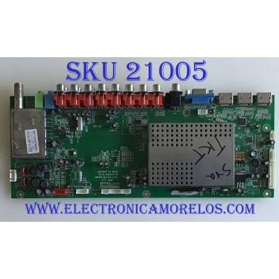 MAIN ELEMENT / TI10125-038 / 1.B.08.030000467 / 20-ASUS816-15-0X / RT816_V5_20100326 / PANEL V420H1-L15 REV C1 / MODELO ELDFT421