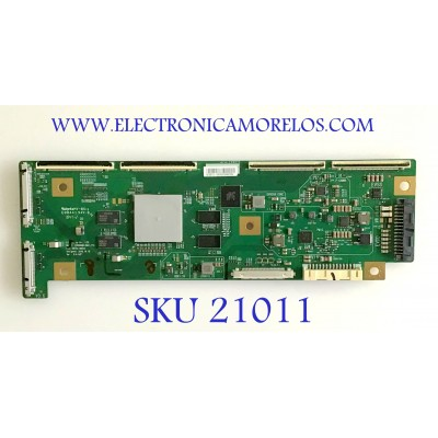 T-CON LG / 6871L-5887B / 6870C-0802A / 5887B / LE650AQD-EMA1-Y31 / PANEL LE650AQD(EM)(A1) / MODELO OLED65C9PUA BUSYLJR