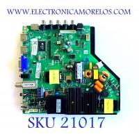 MAIN FUENTE (COMBO) SANYO / 6021041947 / TP.MS3393.PC821 / 8140901395 / LSC480HN05 / N14090136 / PANEL LSC480HN05-B01 / MODELO FVD48R4 P48DR4-00