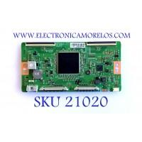 T-CON SONY / 6871L-5368E / 6870C-0751A / 5368E / PANEL V750QWME02 / MODELO XBR-75X850G
