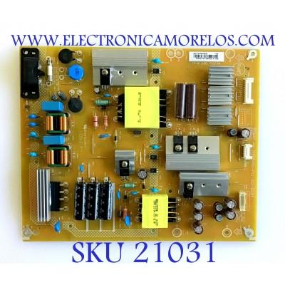 FUENTE DE PODER VIZIO / PLTVHY403GXA2 / 715G8460-P01-001-002H / 715G8460-P02-001-002H / (X)PLTVHY403GXA2 / MODELO D50F-E1 LTM6VTLT