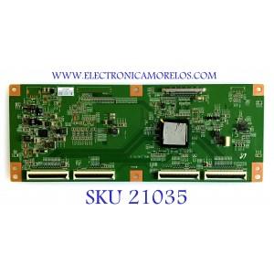 T-CON SONY / 1-895-192-11 / WQL_C4LV0.1 / 24329D / PANEL LTY550HQ04 002 / MODELOS KDL-55HX750 / KDL-55HX751 / KDL-55HX755 / KDL-55HX757