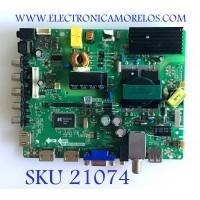 MAIN FUENTE (COMBO) ELEMENT / ELEFT407 J1400  / TP.MS3393.PB851 / V400HJ1-PE1 / F50TPMS3393PB851007 / N14080214 / PANEL D400D3-GG60-C0X / MODELO ELEFT407 J1400