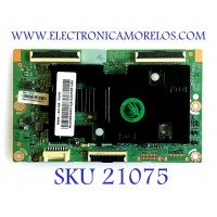 T-CON SAMSUNG / BN96-30142A / BN41-02110A / BN97-07972D / MODELO UN32J6300AFXZA TD01