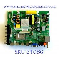 MAIN FUENTE (COMBO) / 515C3241M66 / MS33931-ZC01-01 / PANEL LQ315T3HC34 / MODELO SQ3203M