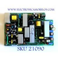 FUENTE DE PODER / POLAROID / PLANAR / BUSH / MAGNAVOX / MAXENT / LJ44-00068A / UL60950 / PS-423-SD / UL6500 / PANEL S42SD-YD05 / MODELOS PDP42TV003/A / PLA-4205 / PDP42HD / PD42ED / MX-42VM11 / 42MF7010/17 / 42MF230A/37 / 42MF130A/37