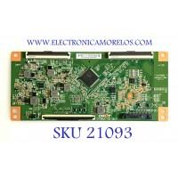 T-CON SAMSUNG / CV700U1-T01-CB-2 / E25540094V / E3CCBB7000030 / MODELO UN70NU6070FXZA