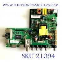 MAIN FUENTE (COMBO) ATVIO / TP.MS3393.P87B-2V / LS320TUP00 / C14050282 / MODELO ATV3214LED