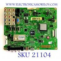 MAIN SAMSUNG / BN94-01666E / BN41-00972B / BN97-02044G / PANEL LTF520HE01-A03 / MODELO LN52A650A1FXZA SQ01