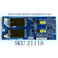 BACKLIGHT INVERTER TOSHIBA / 6632L-0559A / KLS-EE37PIF12(T) / PANEL LC370WUN-(SB)(G1) / MODELOS 37RV525RZ / 37RV635D / 37XV635D