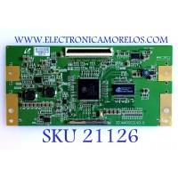 T-CON SAMSUNG / BN81-01688A / 320AA05C2LV0.0 / 2302B / PANEL LTF320AA01-103 / MODELOS LN32A450C1DXZA / LE32A330J1XRU SQ10 / LE32A330J1XRU 0009 / LE32A330J1XRU SQ09 / LN32A330J1DXZC SQ06 / LN32A330J1DXZA