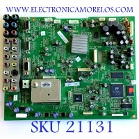 MAIN INSIGNIA / DTV32(DAM5)-9000 / E23535 / PANEL T315XW02 V.S / MODELO NS-LDVD32Q-10A