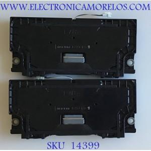 KIT DE BOCINAS PARA TV SONY / 1-859-138-11 / VBQ6216 / MODELOS XBR-65X850D / XBR-65X850E / XBR-65X855D / XBR-55X855D / XBR-55X857D / XBR-65X857D / KD-65X725E / KD-65X727E