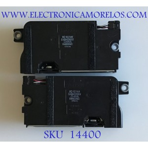 BOCINAS PARA TV LG / EAB64028310 / EAB64028309 / 55/65C6 / PANEL LC550AQD (EK)(A4) / MODELO OLED55B7A-U.BUSYLJR