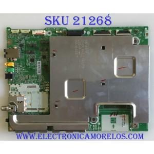 MAIN LG CURVED OLED 4K HDR SMART TV / EBT64154308 / EAX66736203 (1.0) / PANEL LC650LQD (GJ)(P9) / MODELO OLED65C6P-U.BUSZLJR