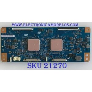 T-CON SONY / 1-001-460-11 / 5585T10C02 / 85T10 C03 / PANEL / YD9F085CNU01 / MODELO XBR-85X850G