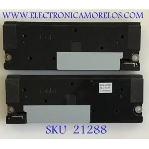 BOCINAS PARA TV SMSUNG / BN96-16798D / G12F18TW05 / PANEL FE650DSA-V2 / MODELO LH65MEBPLGA/ZA