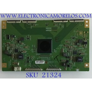 T-CON SONY / 6871L-3606C / 6870C-0501A / PANEL SYV5535 / MODELO XBR-55X850B