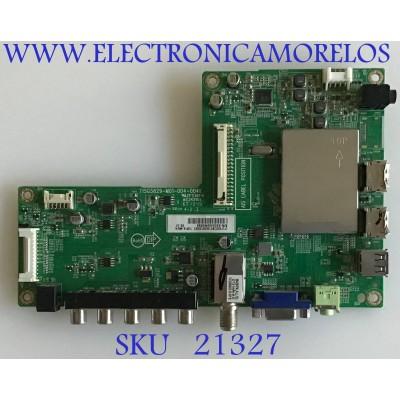 MAIN SHARP / 756TXDCB01K061 / 715G5829-M01-004-004K / TXDCB01K061 /TXDCB01K0610001 / PANEL TPT315B5-HVN01 / MODELO LC-32LB150U