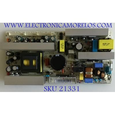 FUENTE DE PODER LG / 6709900016D / 68709D0006B / 6709900016 / SUSTITUTA EAY33021701 / MODELOS 37LB1DA-UB AUSLLJM / 37LC2D-UD ALUSLL / 37LC2D-UE AUSLLJM / 37LC2D AUSLLJM / 37LC2DB-EC / M3701C-BAE AWMLLC / Z37LC2DA