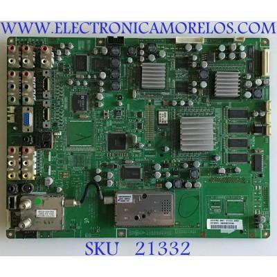 MAIN SAMSUNG / BN91-01141A / BN41-00697B  / PANEL LTA400HS LH1 / MODELO LNS4095DX/XAA