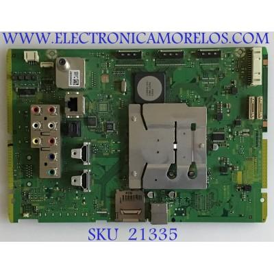 MAIN PANASONIC / TXN / A1PPUUS / MDK336V-0 W / TNPH0911 / PANEL MC106HU1400 / MODELO TC-P42X3
