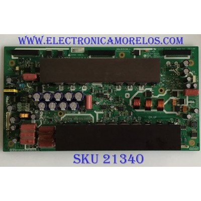 Z-SUS LG / EBR30161801 / EAX35343201 /PANEL PDP60X70000 /  MODELOS 60PB4DT-UB AUSLLJR / 60PC1D-UE AUSLLJR / 60PM4M-WA / 60PB4DA-UA AUSLLJR / 60XC10 / 60XP10 / P606Y2
