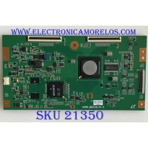 T-CON SONY / LJ94-02642P / 46NN_MB4C6LV0.6 / PANEL LTY460HF07-001 / MODELOS KDL-46V5100 / KDL-46W5500