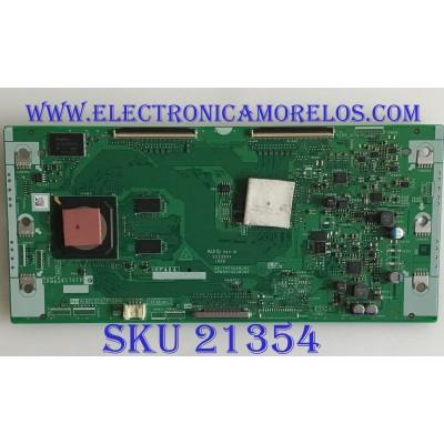 T-CON SHARP / RUNTK4570TPZG / CPWBX7570TP / RUNTK4570TP / QKITPF464WJN3 / CPWBN4433TP / QPWBXF46WJN3 / PANEL LK520D3LWBOZ / MODELO LC-60LE920UN