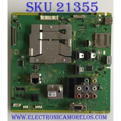MAIN PANASONIC / TXN/A1MWUUS / MDK332V-0 / TNPH0926UD / TNPH0926 / PANEL LC420EUN-SDV2 / MODELO TC-L42E3
