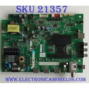 MAIN FUENTE (COMBO) TCL / 32S3750TQAA / 40-UX38M0-MAD2HG / V8-UX38001-LF1V025(J4) / GTC0000153A / PANEL LVW320CS0T / MODELO 32S3750QAA / 32S3750
