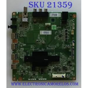 MAIN TOSHIBA / 691V0E00010 / SBM55T VTV-L55627 REV:1 / 631V0E00010 / PANEL K430WDRA / MODELO 43L511U18