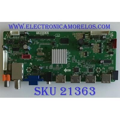 MAIN SCEPTRE / B13052196 / T.RSC8.A2 / T201212060B / MODELO X405BV-FMD