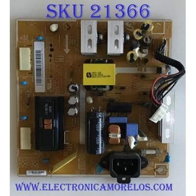 MAIN SAMSUNG  / BN44-00232A / IP-54135T / BN440232A / PANEL LTF216AT01 / MODELO LN22B360C5DXZA
