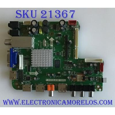 MAIN WESTINGHOUSE / SMT120410 / T.RSC8.A1B 12092 / MS-1E198407/ PANEL TC460F109-A1 / MODELO EW46T4LZ