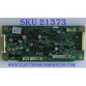 DC-DC POWER JVC / SFL-9161A-M2 / LCB90651 / LCA90651 / PANEL LTA400WS-L02 / MODELOS LT-40X667 / LT-37X887