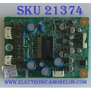 DC-DC POWER JVC / SFL-6302A-M2 / LCB90641 / LCA90641 / SFL-6302A / PANEL LTA400WS-L02 / MODELOS LT-40X667 / LT-46FH97 / LT-40X887 / LT-40X787 / LT-32X987 MAS MODELOS EN DESCRIPCION