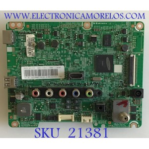 MAIN SAMSUNG / BN94-06177A / BN97-07027X / BN41-01989A / SUSTITUTA BN94-06777P / PANEL HT215F01-100 / MODELO UN22F5000AFXZA FP02