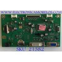 MAIN DE MONITOR HP / 4H.1C001.A00 / PANEL M270H3-L05 REV.C2 / MODELO HSTND-3171-Q