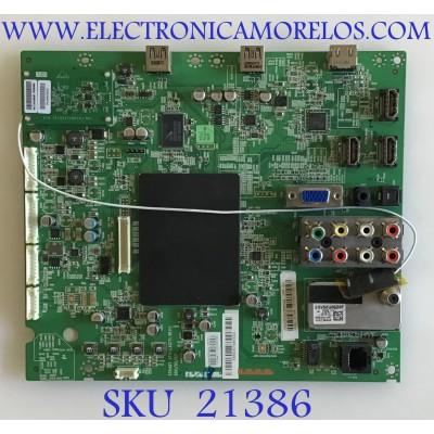 MAIN TOSHIBA / 75023587 / VTV-L40711 / 461C3W51L21 / 431C3W51L21 / PANEL V315B5-LE1 REV.C2 / MODELO  32SL415U