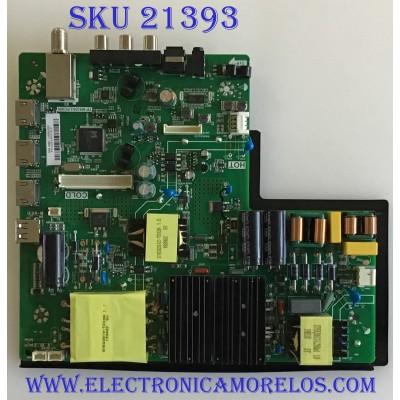 MAIN FUENTE (COMBO) / 515Y35539M05 / TP.MS3553.PC906 / 536D5006AF11 / PANEL T500HVN07.5 / MODELOS NS-50D510NA19 REV.C / NS-50D510NA19 REV.B