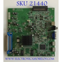 MAIN SYNTAX / SC0-P501201-TV0 / EPC-P501201-M20 / PANEL LC420W02-(B6) / MODELO LT42HVI