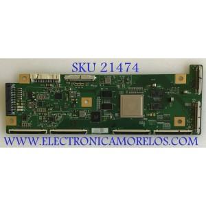 T-CON LG / 6871L-6088D / 6870C-0802A / 6088D / PANEL LE650AQD(EM)(A3) / MODELO OLED65C9PUA