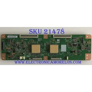 T-CON SONY / 1-897-017-11 / 5585T03C03 / 85T03-C08 / PANEL T850QVF02.0 / MODELOS XBR-85X850D / XBR-85X855D