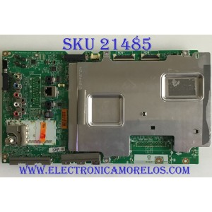 MAIN LG 4K UHD SMART TV LED / EBT63737503 / EAX66208203(1.0) / PANEL LC650EQF(PH)(F1) / MODELO 65UF8500-UB.BUSYLJR